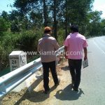 gaurdrail แขวงการทางประจวบคีรีขันธ์(หัวหิน) กรมทางหลวง