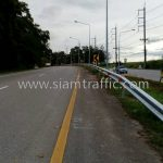 highway crash barrier แขวงทางหลวงชุมพร ทางหลวงหมายเลข 41